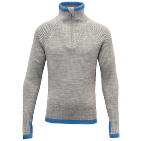 Devold Varde Zip Neck Sweater Ungdom griffin heaven